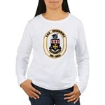 USS INGERSOLL Women's Long Sleeve T-Shirt