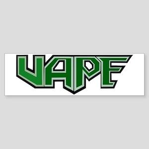 t.m.n.t vape Sticker (Bumper)