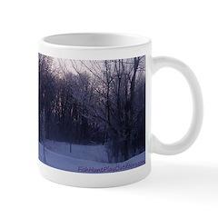 Whitetail Deer Winter Mugs