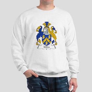 Miles Family Crest Sweatshirt