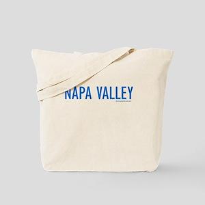 NAPA VALLEY (Blue) - Tote Bag