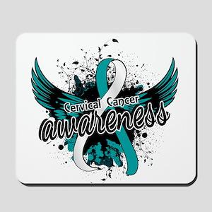 Cervical Cancer Awareness 16 Mousepad