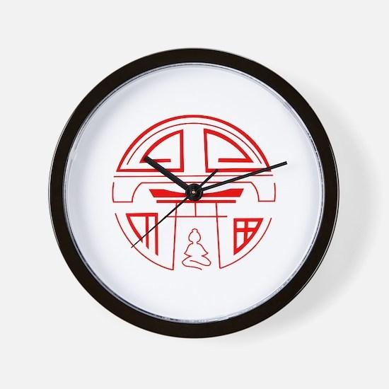 Cute Shinto Wall Clock