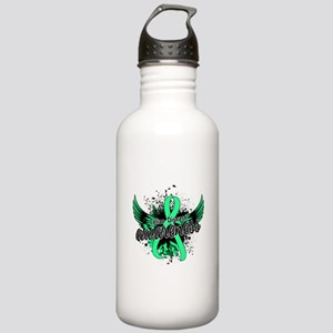 Celiac Disease Awarene Stainless Water Bottle 1.0L