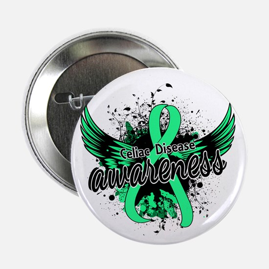 "Celiac Disease Awareness 16 2.25"" Button (10 pack)"