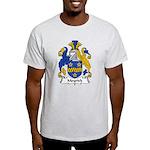 Meyrick Family Crest Light T-Shirt