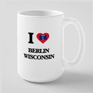 I love Berlin Wisconsin Mugs