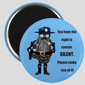 OyciferHalfshell-silent Magnet