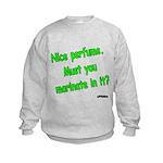 Nice Perfume Kids Sweatshirt