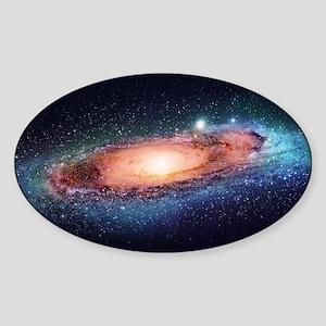 Milky Way Sticker (Oval)