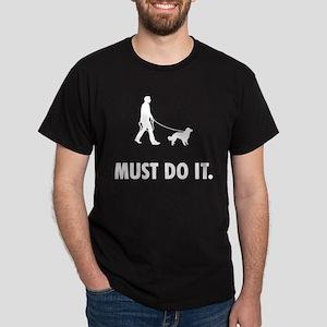 Kooikerhondje Dark T-Shirt
