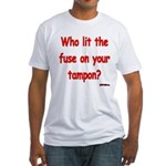 Tampon Fuse Fitted T-Shirt