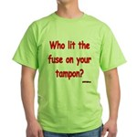 Tampon Fuse Green T-Shirt