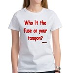 Tampon Fuse Women's T-Shirt