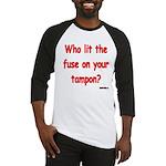 Tampon Fuse Baseball Jersey
