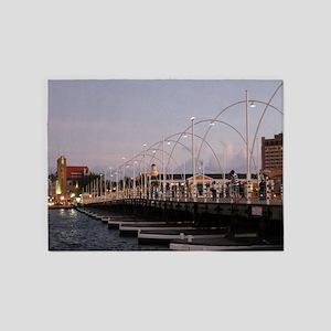 Queen Emma Bridge 5'x7'Area Rug