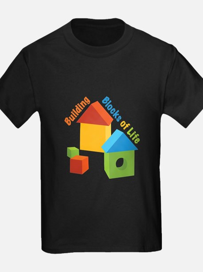 Building Blocks Of Life T-Shirt