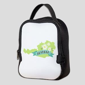 Austria Neoprene Lunch Bag