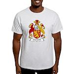 Meredith Family Crest Light T-Shirt