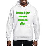 Sarcasm Hooded Sweatshirt