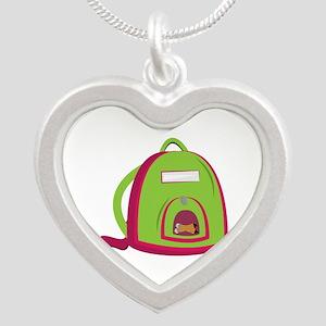 School Bag Necklaces