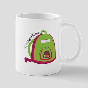 First Day Of School Mugs