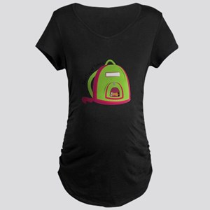 First Day Of School Maternity T-Shirt