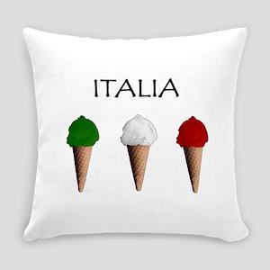 Gelati Italiani Everyday Pillow