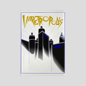 vapetropolis Rectangle Magnet