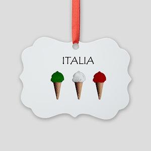 Gelati Italiani Ornament