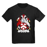 Melbourne Family Crest Kids Dark T-Shirt