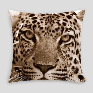 Leopard Everyday Pillow