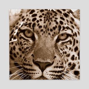 Leopard Queen Duvet