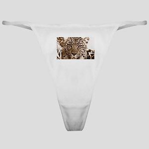 Leopard Classic Thong