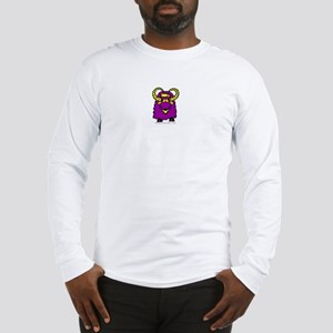 SillyYak CD Awareness Long Sleeve T-Shirt