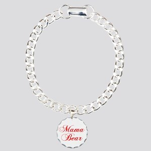Mama Bear-Cho red 300 Bracelet