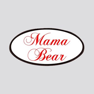 Mama Bear-Cho red 300 Patch