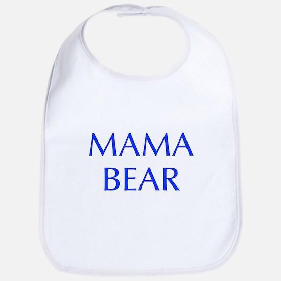 Mama Bear-Opt blue 550 Bib