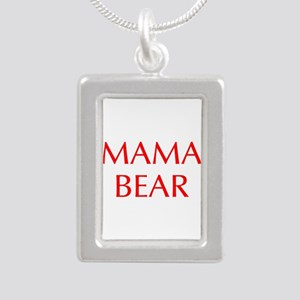 Mama Bear-Opt red 550 Necklaces