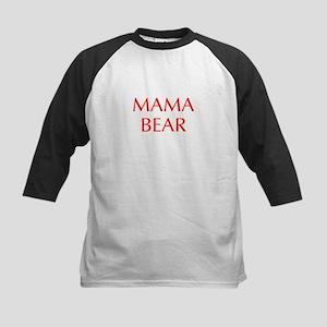 Mama Bear-Opt red 550 Baseball Jersey