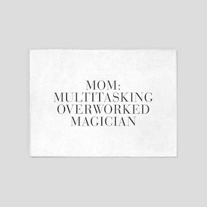 MOM MULTITASKING OVERWORKED MAGICIAN-Bau gray 500