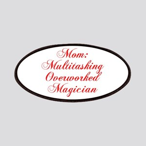 Mom Multitasking Overworked Magician-Cho red 300 P