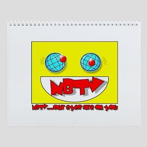NBTV Wall Calendar