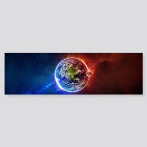 Amazing Universe Bumper Sticker