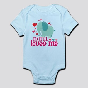 Grandma of The Bride Infant Bodysuit