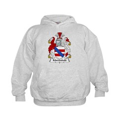 Martindale Family Crest Hoodie