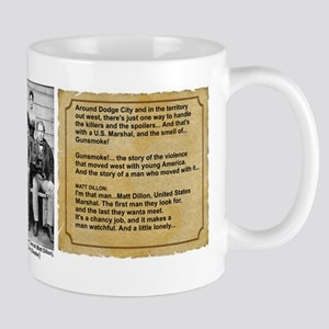 GUNSMOKE. OLD TIME RADIO Mugs