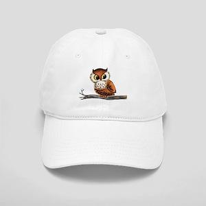 Vintage Owl Cap