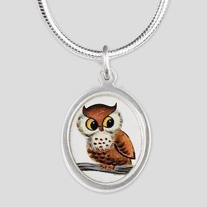 Vintage Owl Necklaces