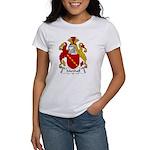 Marshall Family Crest Women's T-Shirt